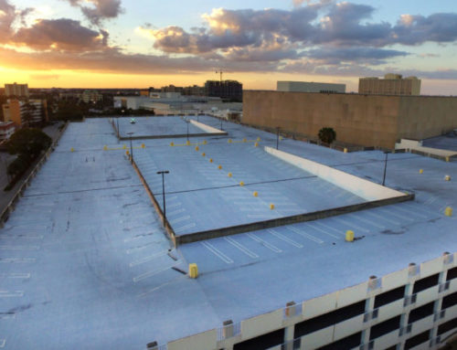 Galleria Mall – Multiple Garage Restoration