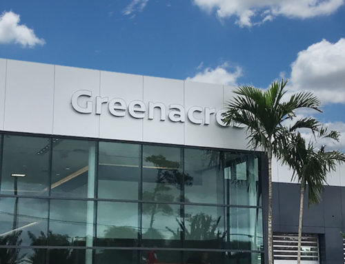 Greenacres Nissan Parking Garage