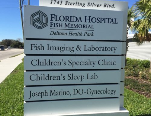 Florida Hospital Fish Memorial Outpatient